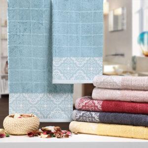 asciugamani medievale_vingi ricami
