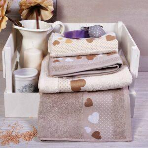 Asciugamani Bagno Linda