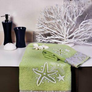 Asciugamani Bagno Stella Marina